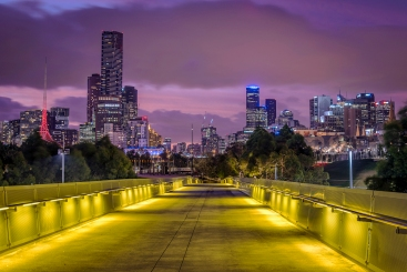 Melbourne - Dimitrije Antonijevic (Commended)