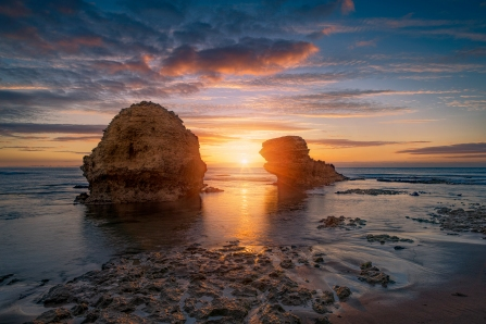 Torquay sunrise - Andrew Haysom (Merit)