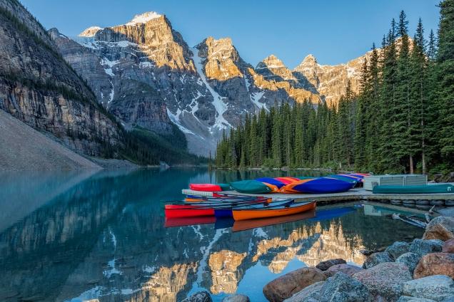 Canoes - Paul Elliott (Commended)