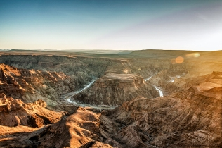 Fish River Canyon,S.Namibia - Mike Cook (Merit)