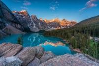 Moraine Lake - Paul Elliott (Highly Commended)
