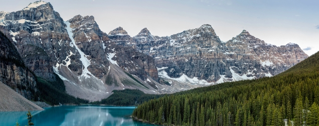 Moraine Pano - Paul Elliott (Commended)