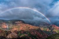 Somewhere over the rainbow - Beverley van Praagh (Merit)
