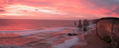 Sunset at the Twelve Apostles - Gayan Wijayanayaka (Commended)