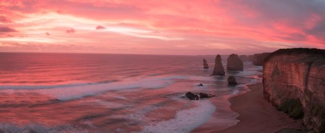 Sunset at the Twelve Apostles - Gayan Wijayanayaka (Commended)