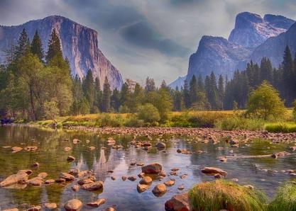 Yosemite - Boris Struk (Highly Commended)
