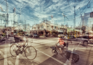 Andrew Haysom - Brunswick Multiple Exposure (Merit)