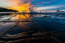 Boris Struk - Tessellated Pavement Sunrise (Commended)