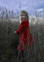 Sharon Oakley - Girl in a red coat (Highly Commended)