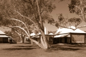 Maureen Sweetten - Telegraph Station Museum Alice Springs (Commended)