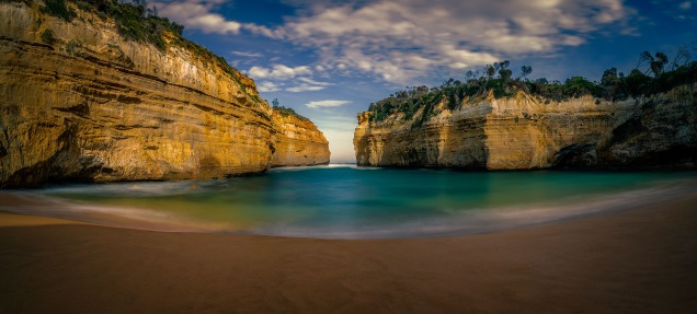 Clyde Scorgie - Loch Ard Gorge (Commended)