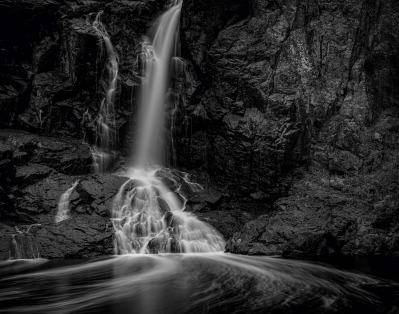 Clyde Scorgie - Magical Falls (Commended)