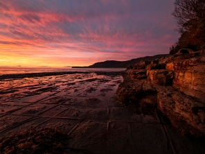 Jenny Turner - Tessellated Pavement Tassie (Commended)
