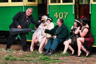 Jenny Turner - Train Holdup (Merit)