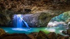 John Rapley -Natural Bridge Gold Coast (Highly Commended)