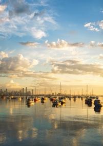 Karen Robinson - Morning Seaside Glory (Commended)