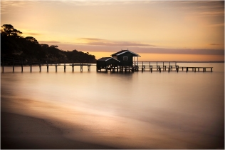 Ineke Struk - Shelley Beach sunset (Merit)